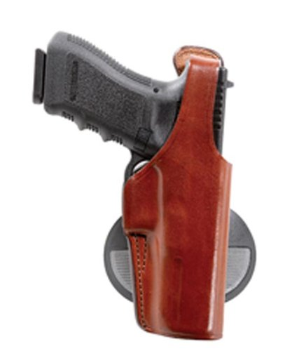 Bianchi 59 Special Agent Hip Holster - Glock 20/21 Auto (Tan, Right Hand)