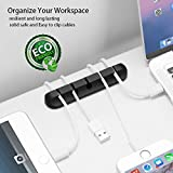 Cable Clips, Cable Management Cord Organizer, 5