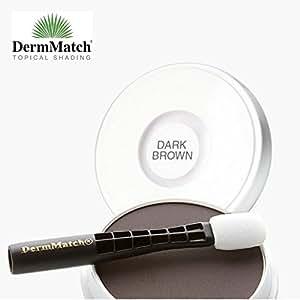 Dermmatch Dark Brown