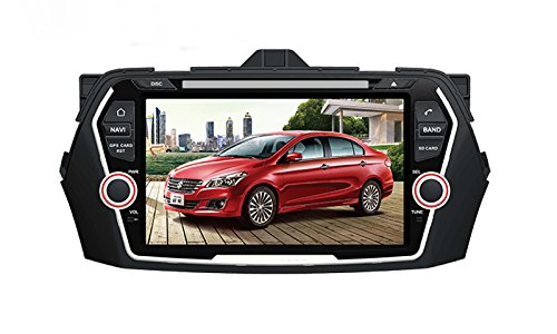 8 Inch Touch Screen Car GPS Navigation for SUZUKI …