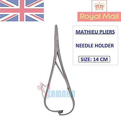 Mathieu - Alicates ortodoncianos para ligadura de mathieu (14 cm ...