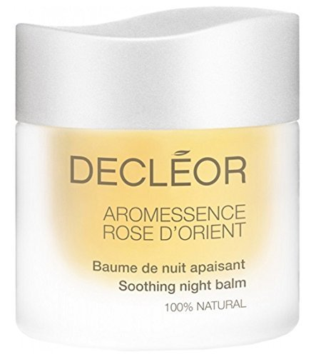 Decleor Aromessence Rose d'Orient Soothing Night Balm, 0.47 Fluid Ounce (Rose Night Balm Dorient)