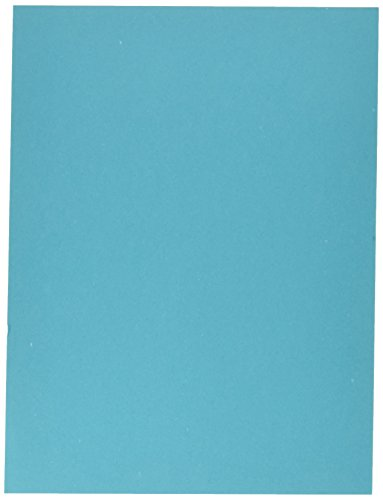 Pacon Tru-Ray Construction Paper, 9-Inches by 12-Inches, 50-Count, Turquoise (103007) (Turquoise Paper Construction)