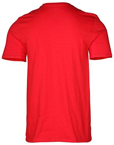 Rouge Nike Femme Pour Tennis Short Blanc Border De Noir YzqxASwCz