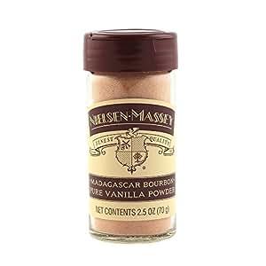 Nielsen-Massey Madagascar Bourbon Pure Vanilla Powder, 2.5 OZ