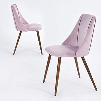 Amazon Com Greenforest Accent Chairs Modern Velvet Living