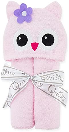 SOFT Quality Hooded Animal Towel Duck Owl Duck /& Bear Designs 100/% Cotton