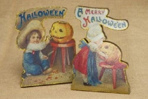 ESC Trading M Collection - Halloween - Huck & Hanna Vintage Cut Out - 36008 -