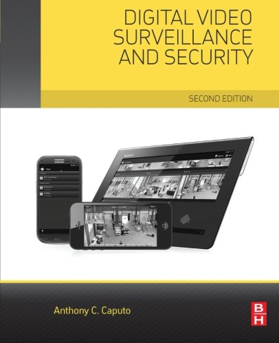 Digital Video Surveillance and Security by Butterworth-Heinemann