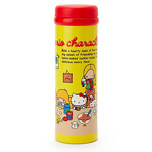 Sanrio Sanrio Characters stainless bottle '70s room From Japan New (70s Tv Characters)