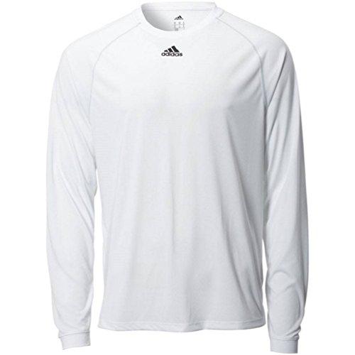 adidas Men's Climalite Long Sleeve Shirt