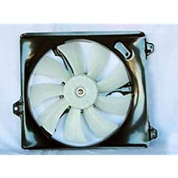 NEW AC CONDENSER FAN ASSEMBLY FITS 1993-1995 TOYOTA COROLLA 88590-12210 FA70067
