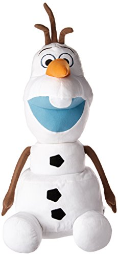 Disney Frozen Stuffed Pillow Snowman