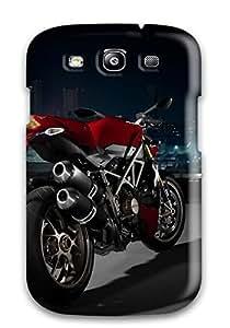 Fashion VHaVNzd2289nOfQS Case Cover For Galaxy S3(ducati Sexy Bike)