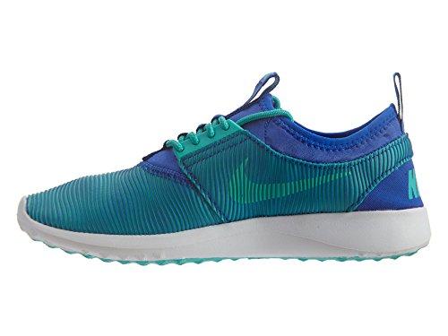 Nike Juvenate Wmns Damessneaker Oranje 724979 801 Racer Blauw / Wit / Hyper Jade
