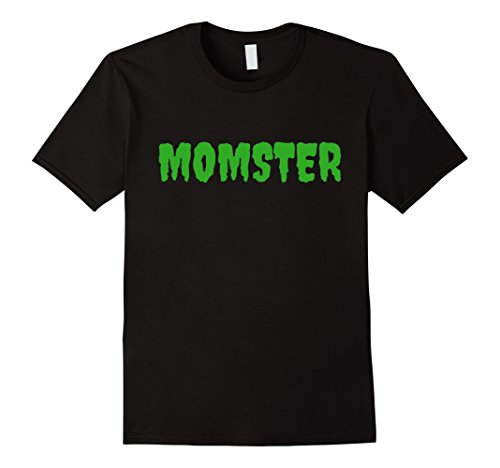Easy Mother Daughter Halloween Costumes (Mens Funny Mom Halloween Costume T-shirt ma mother mommy 2XL Black)