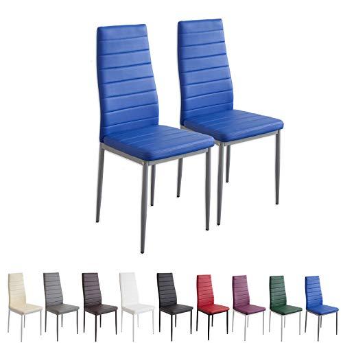 Albatros-2869-Milano-Set-de-2-sillas-de-Comedor-Azul
