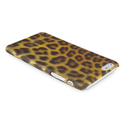 BoxWave iPhone 6Plus Case BoxWave Apple iPhone 6Plus Fierce Fall–Modischer Animal Print Schutzhülle für das Apple iPhone 6Plus, Apple iPhone 6Plus Fällen und Abdeckungen (Leopard)