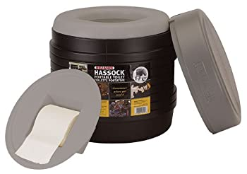 Reliance HassockPortable Self-Contained