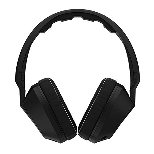 Skullcandy Crusher Headphones With Built-in Amplifier & Mic, Black