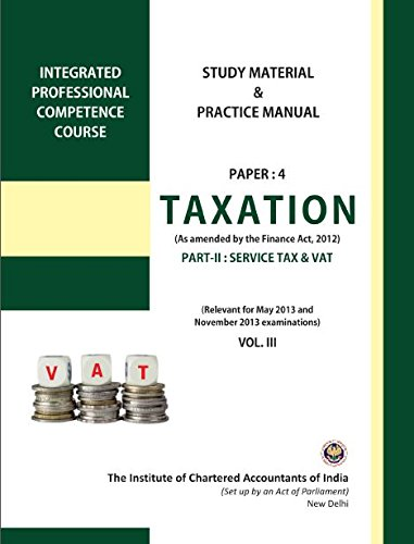 Practice manual for ipcc may 2013 law array buy ca ipcc indirect taxation pm sm with amendements book online at rh amazon fandeluxe Images