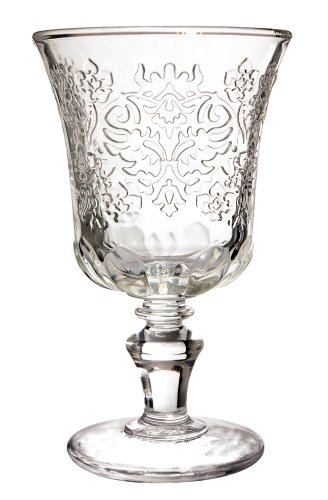 La Rochere Set Of 6, 9-ounce Amboise Stemmed Glasses by La Rochere