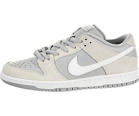 Galleon - Nike SB Dunk Low TRD Mens Skateboarding-Shoes AR0778-110 7.5 - Summit  White White-Wolf Grey-White 2221e660fa2