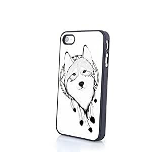 Generic Personalized Dream Catcher iPhone 4/4S Hard Good Quality Carrying Case PC Cover Protector Matte Shell Thin Clear