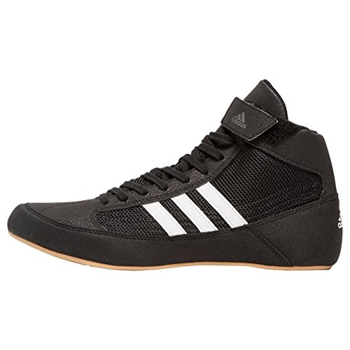 (adidas Men's Havoc Wrestling Boots, Black, US9)