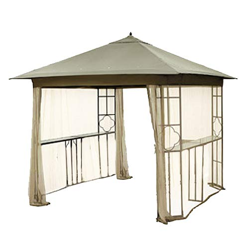Landsdowne Heights Gazebo Replacement Canopy – RipLock 350 Review