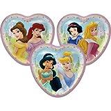 Disney Princess Dessert Plates, 8ct