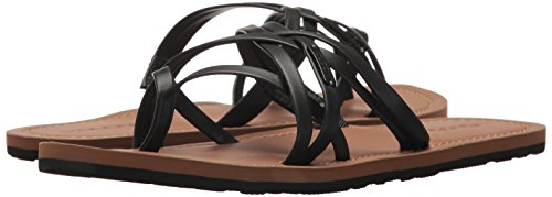 Strap Happy Sandale black Black