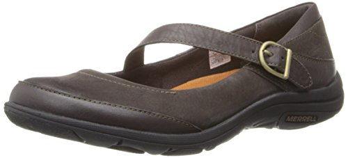 Women's Merrell 'Dassie' Leather Mary Jane Flat, Size 10 M -