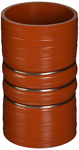 HPS CAC-400-L7-HOT Silicone High Temperature 4-ply Aramid Reinforced Charge Air Cooler CAC Hose Hot Side, 100 PSI Maximum Pressure, 7