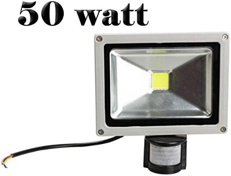 Foco led con sensor de movimiento y sensor crepuscular luz FRIA ...