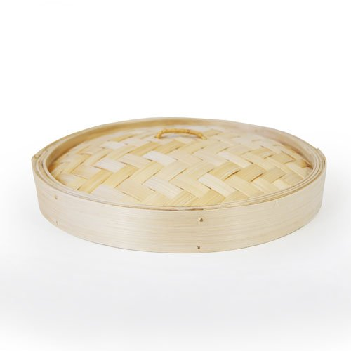 Bamboo Steamer Cover Lid - 12