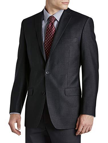 Michael Kors Birdseye Suit Jacket - Executive Cut Charcoal ()