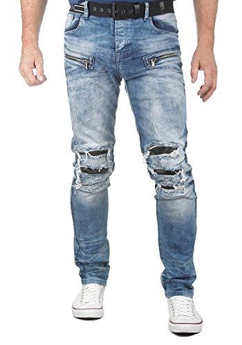Cipo & Baxx Herren Jeans Hose Denim CD343