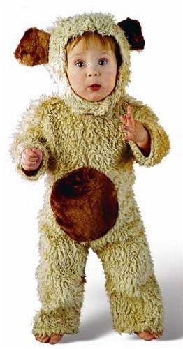 Toddler Oatmeal Bear Costume - INFANT]()