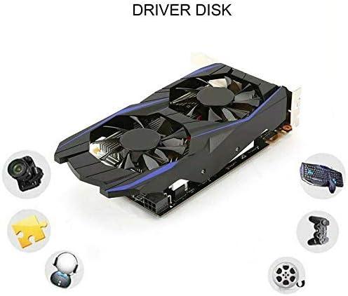 Dreamfly Scheda grafica per computer GTX960 4 GB DDR5 128 bit PCI scheda video di gioco