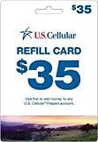 U.S. Cellular - $35 Refill Card (Mail Delivery)