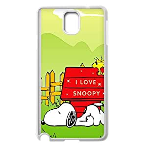 Samsung Galaxy Note 3 Phone Case Cover Snoopy ( by one free one ) S62561