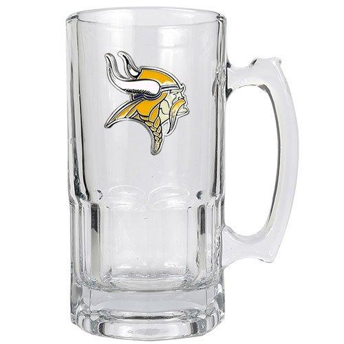 Minnesota Vikings NFL 1 Liter Macho Mug - Primary Logo