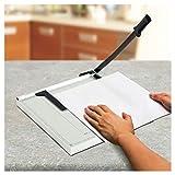 Paper Cutter Guillotine 12 A3 Sheet Paper Cutting Machine