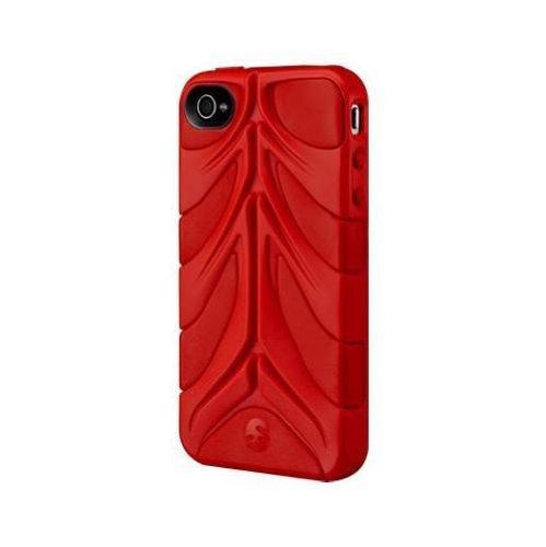 SwitchEasy Rebel Schutzhülle für Apple iPhone4 rot