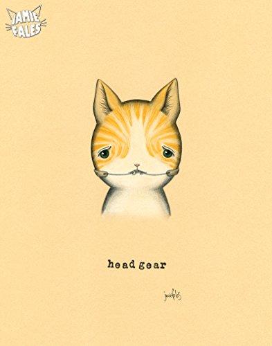 14 Headgear (Headgear Cat Print by Jamie Fales)