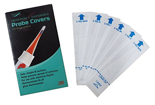 Premium Sterile Digital Thermometer Covers