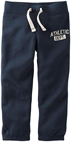 Carters Fleece Sweatpant (Carter's Fleece Pants (Baby) - Navy-6 Months)
