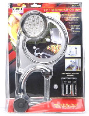 Grill Zone 16 Led Grill Light - 1