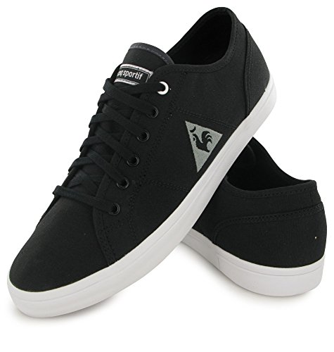 Noir Canvas Sportif Baskets Bellevue Coq Le qxXgzpz
